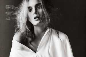 Lily Donaldson in Vogue Nippon July 2010 is Breathtaking