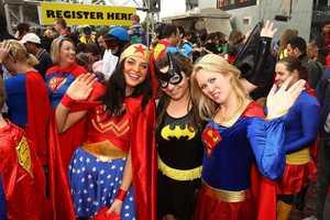 World's Largest Superhero Gathering Sets New Guinness Record