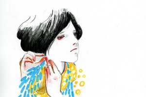 Artist Meri Captures Emotional States in Beautiful Colors