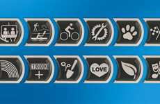 Automobile Merit Badges