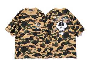 The Bape/Stussy Collection Celebrates Stussy's 30th Anniversary
