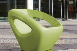 'Chairchez La Femme' is a Clever Postcard Introduction of the Seaser Chair by Lonc