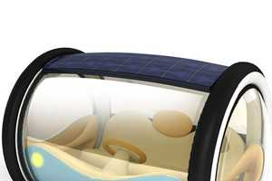 Solar Coco is the Future Vehicle for Innovative Car Storage