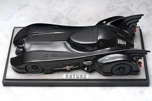 The Limited Edition 1989 Batmobile Prop Will Defend Your Household