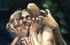 49 Disturbingly Grotesque Art Pieces