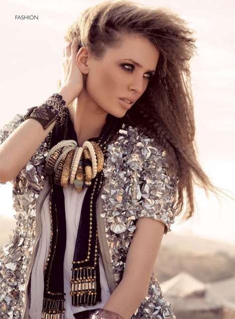 Harpers Bazaar Arabia May 2010