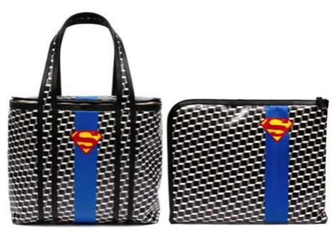 Pierre Hardy Superman Bags