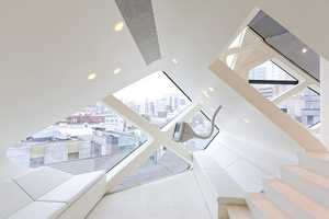 The Prada Store Tokyo by Herzog Takes Sharp Edges to New Heights