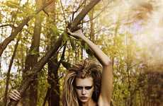The L'Officiel Ukraine May 2010 Issue Has Jungle Fever