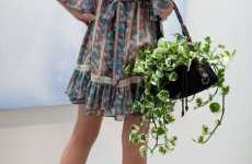 33 Creative Flower Keepers - From Drunken Plant Pots to Planter Handbags