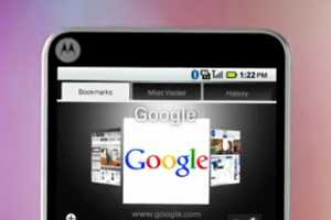 Motorola FLIPOUT Android 2.1 Enters the Phone Market in a Dapper Way