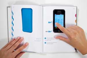 'Out of the Box Design' from Clara Gaggero Makes Smartphones Easy to Use
