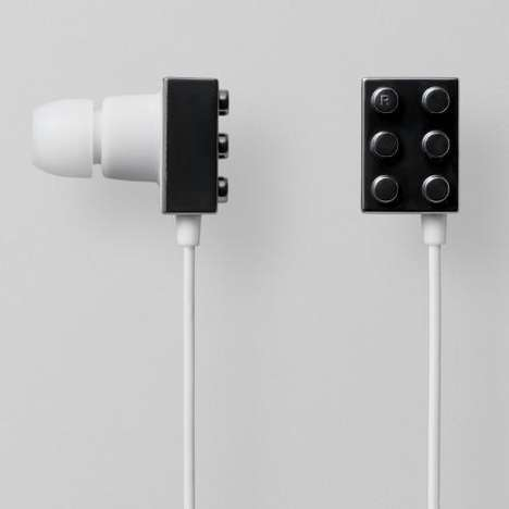 ELECOM Playbrick Earphone