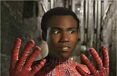Crowdsourced Movie Roles - The Donald Glover Twitter Campaign Pleads the Public for Spider-Man Role