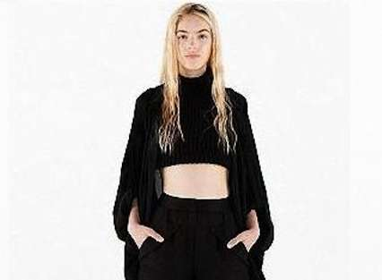 Crop Tops & Sweaters - Alexander Wang Resort Collection 2010 Pairs Casual Outerwear & Short Shirts