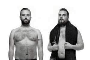 The Fantastic Man Plus-Size Male Photo Shoot Goes to New Measures