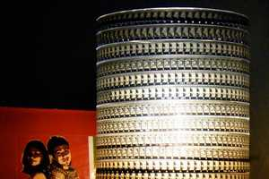 Nidhi Gupta's Film Negative Lamps Recycle Old Film