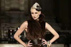 Adolfo Sanchez Autumn/Winter 2010 Blends the Best of Past & Present