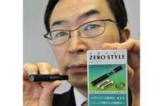 13 Smokeless Cigarette Innovations