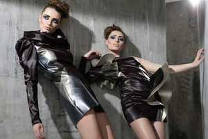'Future Passion' Showcases Futuristic Katarzyna Jarczykowska Couture