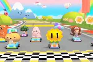 The Blur 'Race Like a Big Boy' Commercial Pokes Fun at Nintendo