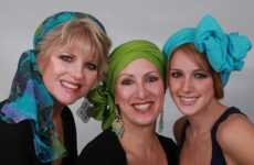 Charitable Turbans - Titillating Turbans Donates a Portion of Proceeds to Breast Cancer Education
