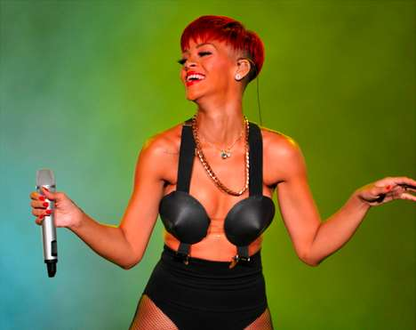 rihanna Rock in Rio Madrid Festival