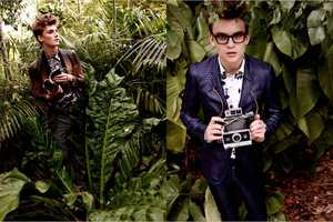'Fires in the Jungle' in GQ Russia Features Fashionable Nature-Lovers