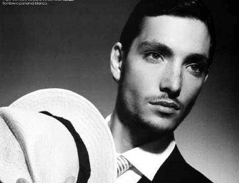 Retro Gentleman Style - Gonzalo Lauda Shoots Lucho Jacob for Biloni