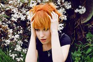 Hayley Williams Outtake Pictures for Nylon Magazine