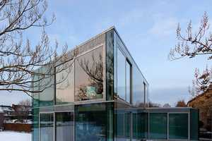 Wiel Arets Architects' H House is Clearly Amazing