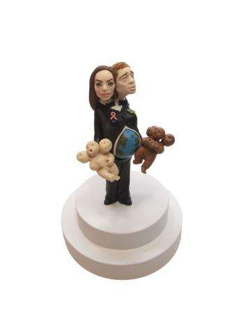 Cake Toppers by Mike Leavitt