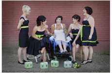 Rollin' Wheelchair Brides