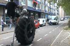 Monstrous Monowheelers