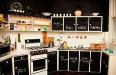 Chalkboard Walls