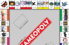 Gamer Board Games - Video Game Monopoly Provides Gaming the Whole Family Can Enjoy