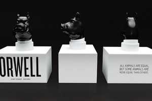 Ah&Oh Studio Creates Men's Perfume Based On Timeless Tomes