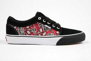 Vans Warped Tour Footwear Gets You Ready to Rock