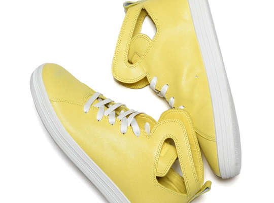Mustard Cut-Out Kicks