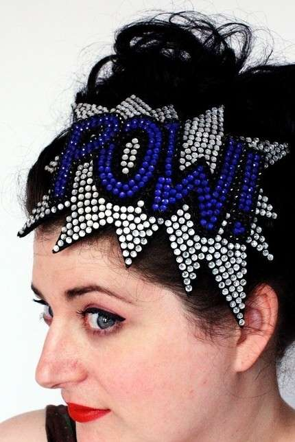 Comic Book Headbands