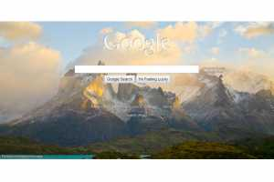 The Google Homepage Gets a Colorful & Customized Redesign