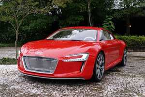 The Audi Production of Electric Automobiles Contest