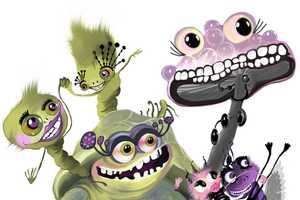 The Artwork of Magda Candea Makes Monsters Cute