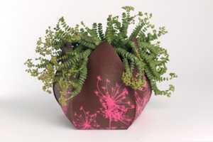 The Art Terre Sustainable Pots Make Gardening Even Greener