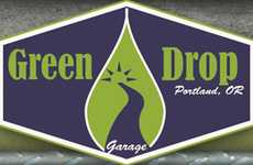Auto Repair Shop Loaner Bikes - Green Drop Garage Fixes Cars, Loans Bicycles