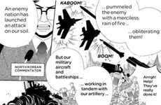 Manga Newspapers