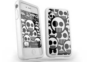 The Customizable Uncommon iPhone 4 Case is Made to Your Liking