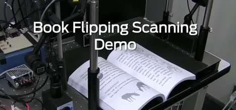 Super Fast Book Scanner