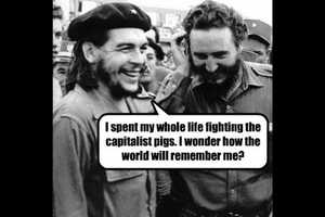 The 'Capitalism' Che Comic Questions the Use of the Icon