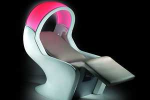 The Tekno Relax Lounger is a Treat for all Your Senses